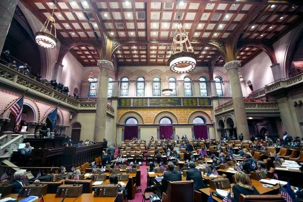 New York's Assembly passed the toughest gun control
