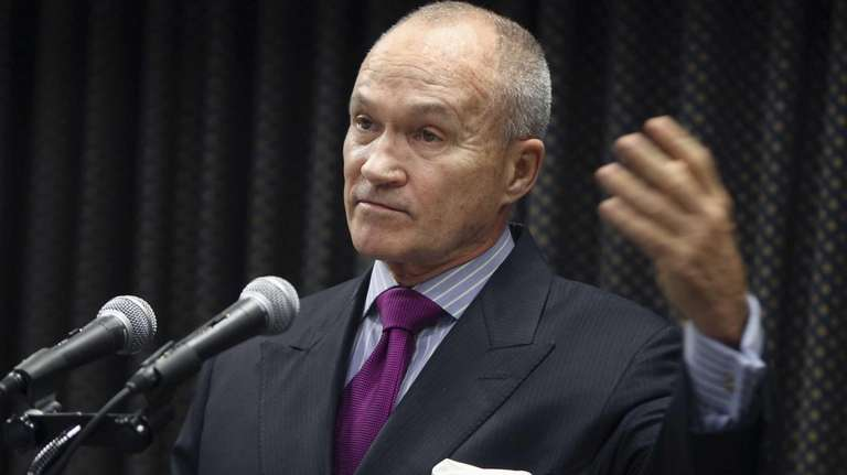 NYPD Commissioner Ray Kelly has introduced a program