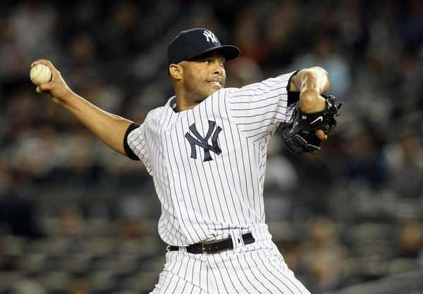 MARIANO RIVERA Yankees, closer Age: 44 | 2013
