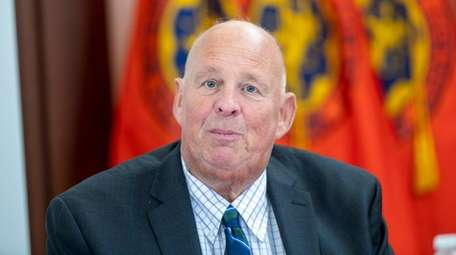 Richard M. Kessel, chairman of Nassau County's Industrial