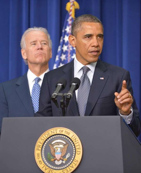 President Barack Obama speaks on proposals to reduce