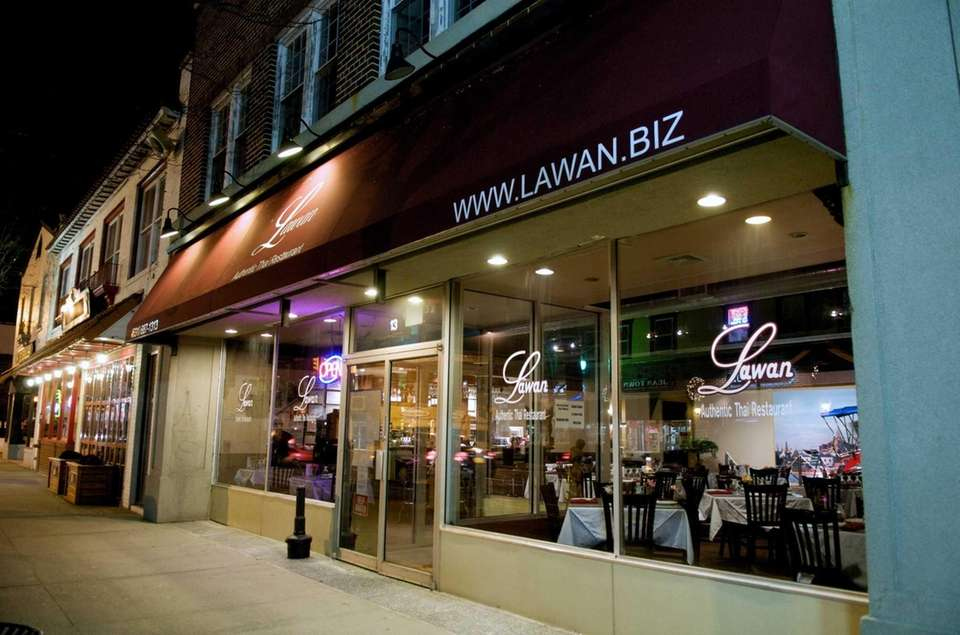 Lawan Authentic Thai restaurant in Patchogue on Jan.