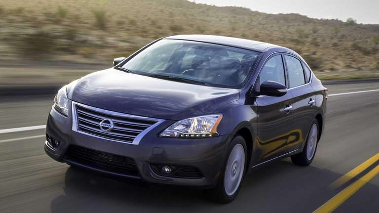 For 2013, Nissan gave the Sentra its seventh