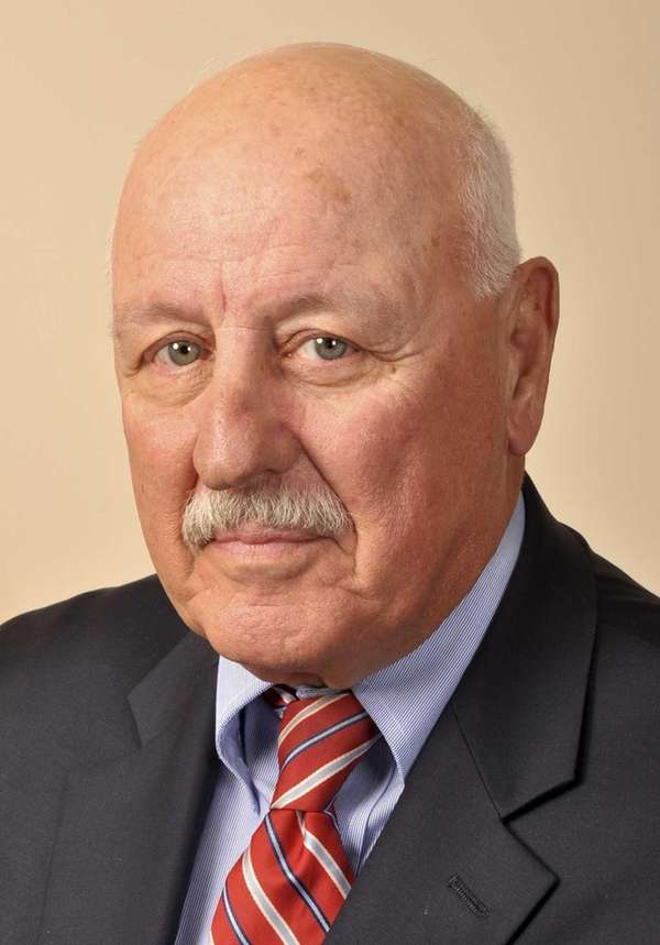 State Sen. Kenneth P. LaValle (R-Port Jefferson). (May
