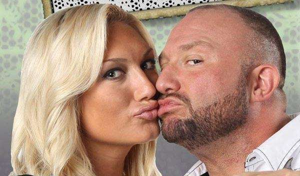 TNA performer Brooke Hogan, daughter of legendary wrestler