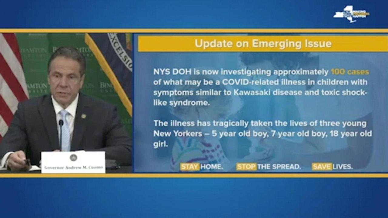 Gov.Andrew M. Cuomo said on Tuesdaythe New York