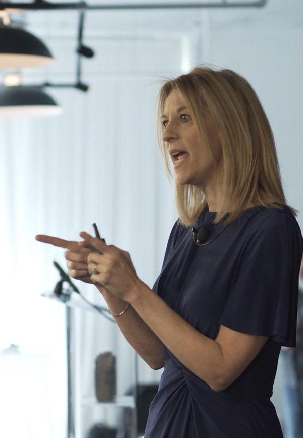 SBU professor Stephanie Kelton featured in an episode