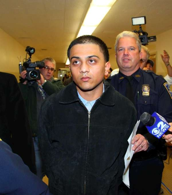 Joseph Beer is brought into the Nassau County