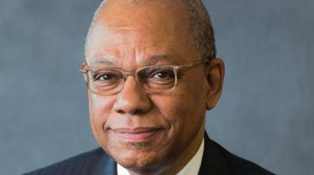 The Rev. Calvin Butts III, president of SUNY