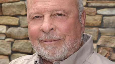Author Nelson DeMille, who has been isolating in