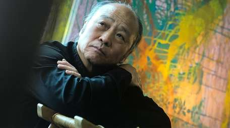 LIU Post Professor Seung Lee, who has been
