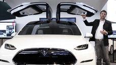Tesla Motors' chief designer, Franz von Holzhausen, talks