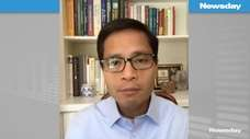 Dr. Andrew Chan, professor of medicine at the