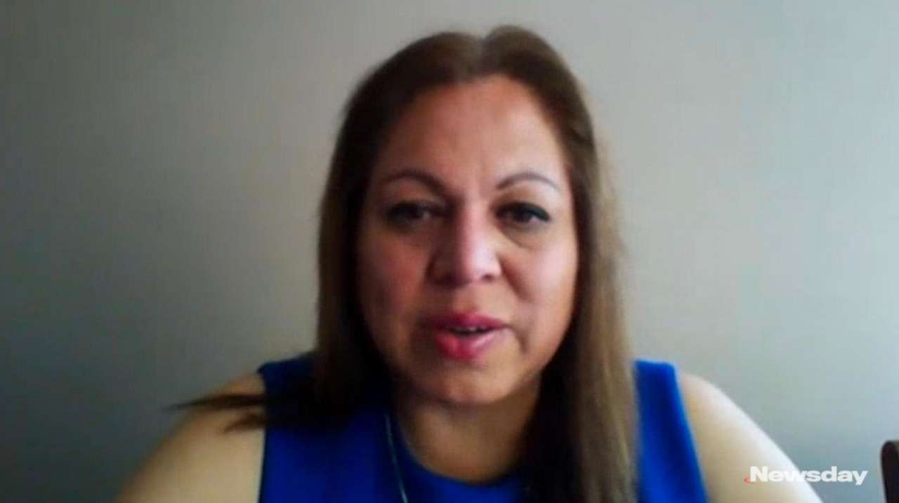 Gilda Ramos, librarian at Middle Country Public Library