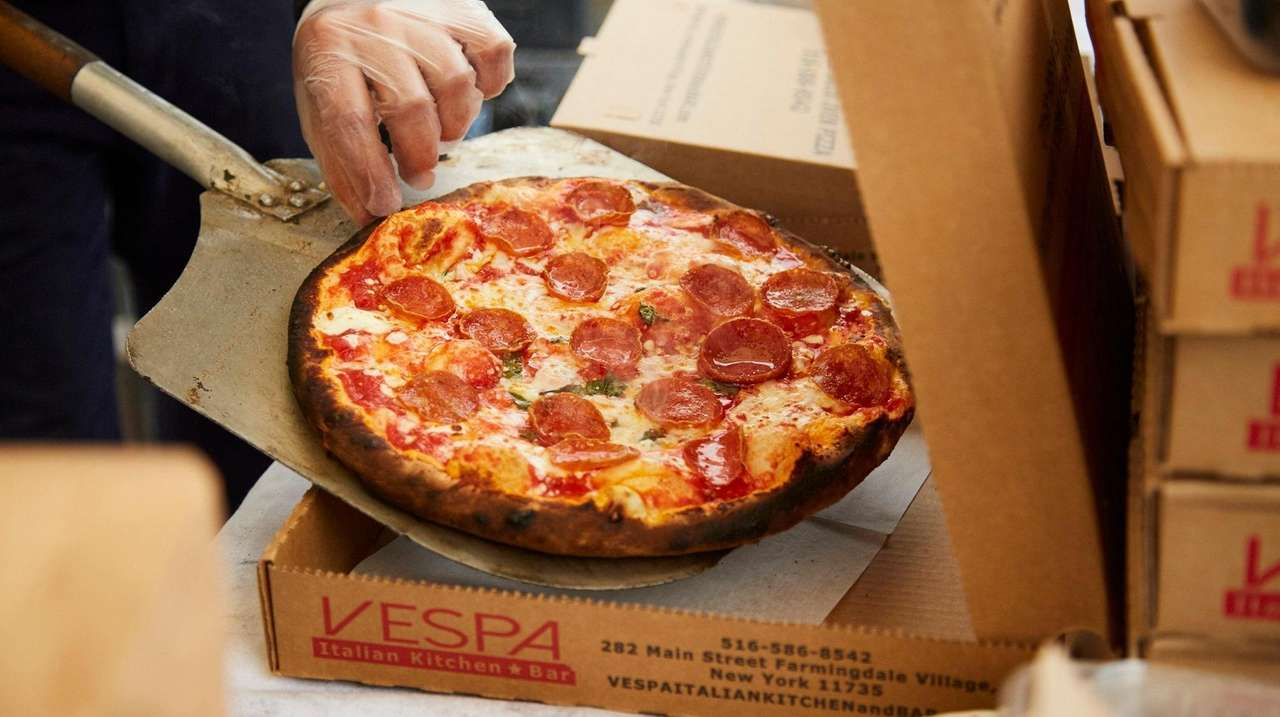 Each of Newsday's food critics constructed a food-focused