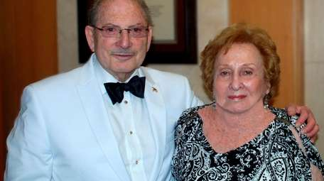 Fred and Roslyn Harber will celebrate their 46th