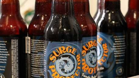 This India> pale ale named Surge Protector, is