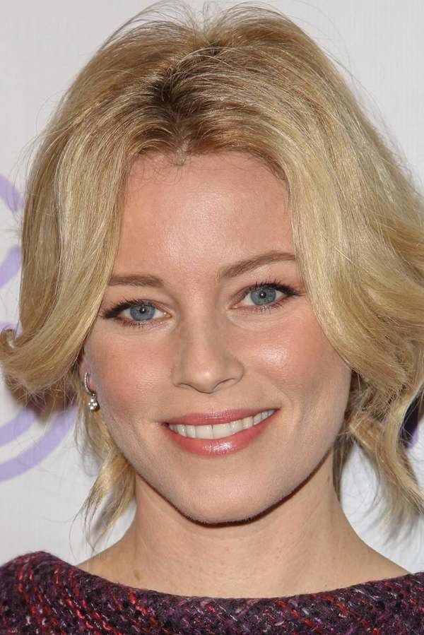 Elizabeth Banks arrives at the March Of Dimes'