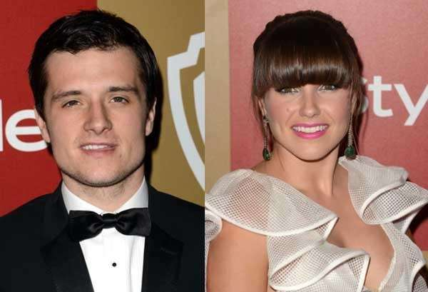 Josh Hutcherson and Sophia Bush