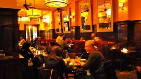The Savoy Tavern opened Jan. 7 in the