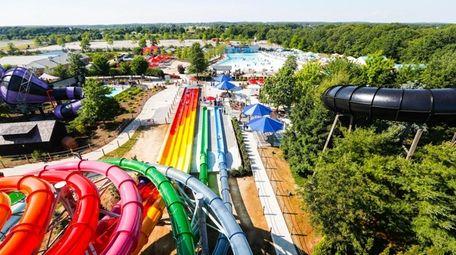 Splish Splash in Calverton in 2018; a spokesperson