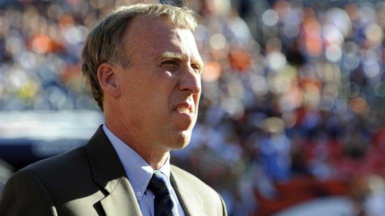 John Idzik, Seattle Seahawks vice president of football