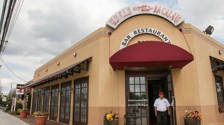 Uncle Bacala's restaurant in Garden City Park has