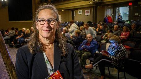 Laura Mogul, executive director of Landmark on Main
