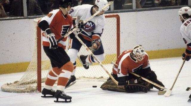 Hockey: NHL Finals: New York Islanders Bryan Trottier