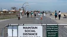 New rules will be in place when beaches,