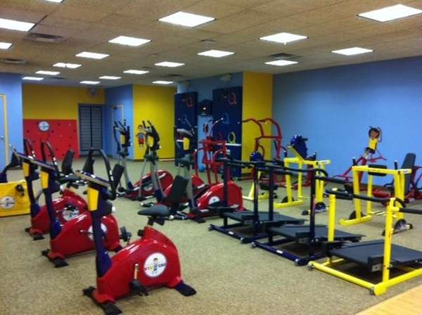 Gym 4 Kidz in Valley Stream offers cardio