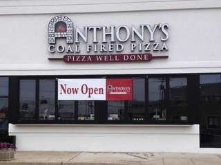The new Anthony's Coal Fired Pizza in Wantagh
