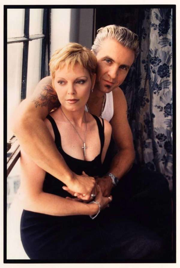 Pat Benatar, pictured with husband Neil Giraldo, will