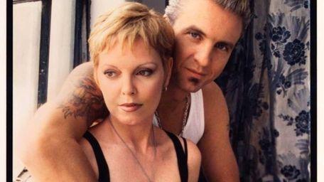 Pat Benatar, pictured with husband Neil Giraldo, will