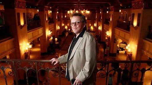 Singer-songwriter Paul Williams at the 36th Toronto International