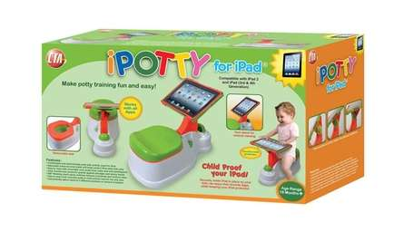 The iPotty from DTA Digital, due out in