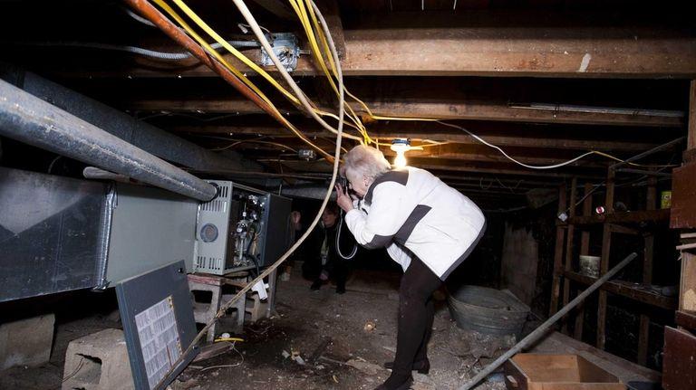 Wanda Hogan, 69, catastrophe adjuster and president of
