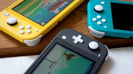 Nintendo Switch Lite has a great library of
