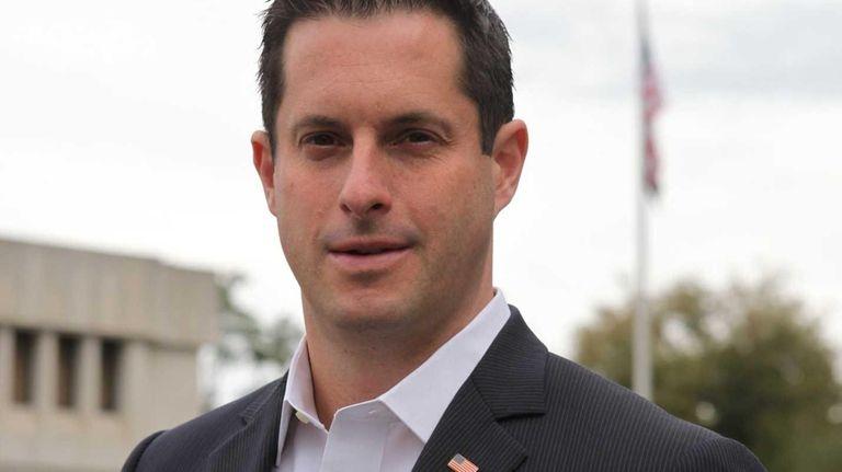 State Sen. Greg Ball (R-Patterson). (Oct. 12, 2012)