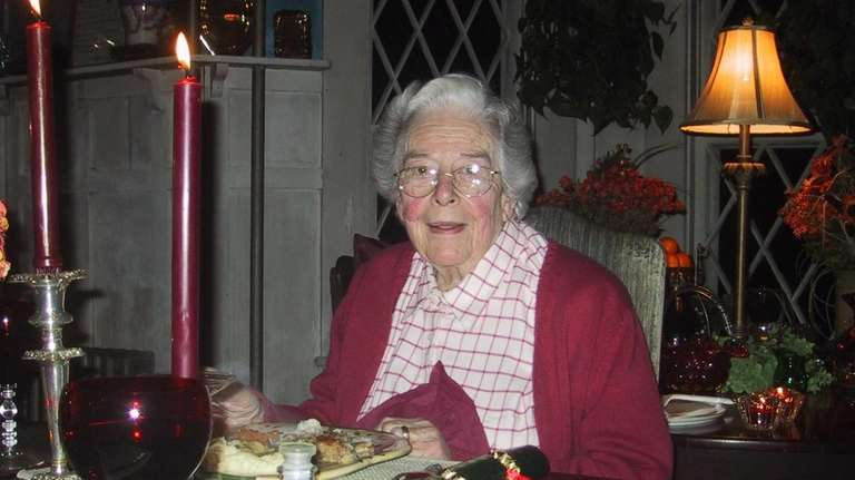 Grace Rich died after a three-year struggle with