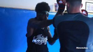 Uniondale's Aljamain Sterling, the No. 2 ranked bantamweight
