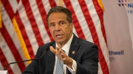 Gov. Andrew M. Cuomo ordered teachers and students