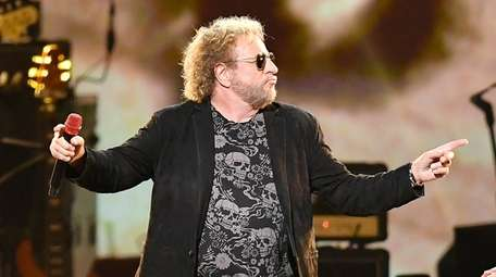 Sammy Hagar has canceled his tour with The