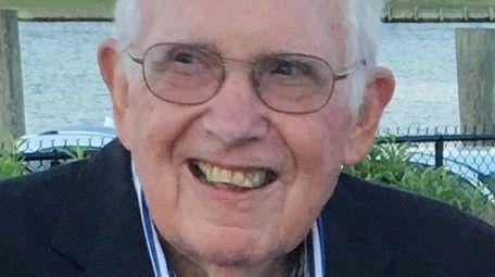 J. Stewart McLaughlin, a third-generation Bay Shore resident,