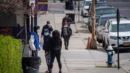 Hempstead Village's population lost 133 people between 2018