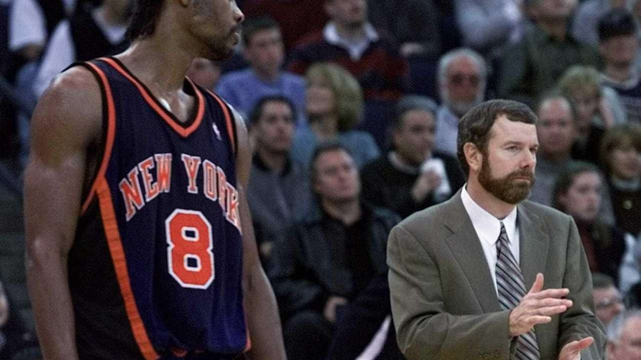 P J Carlesimo s new chapter 15 years after Latrell Sprewell