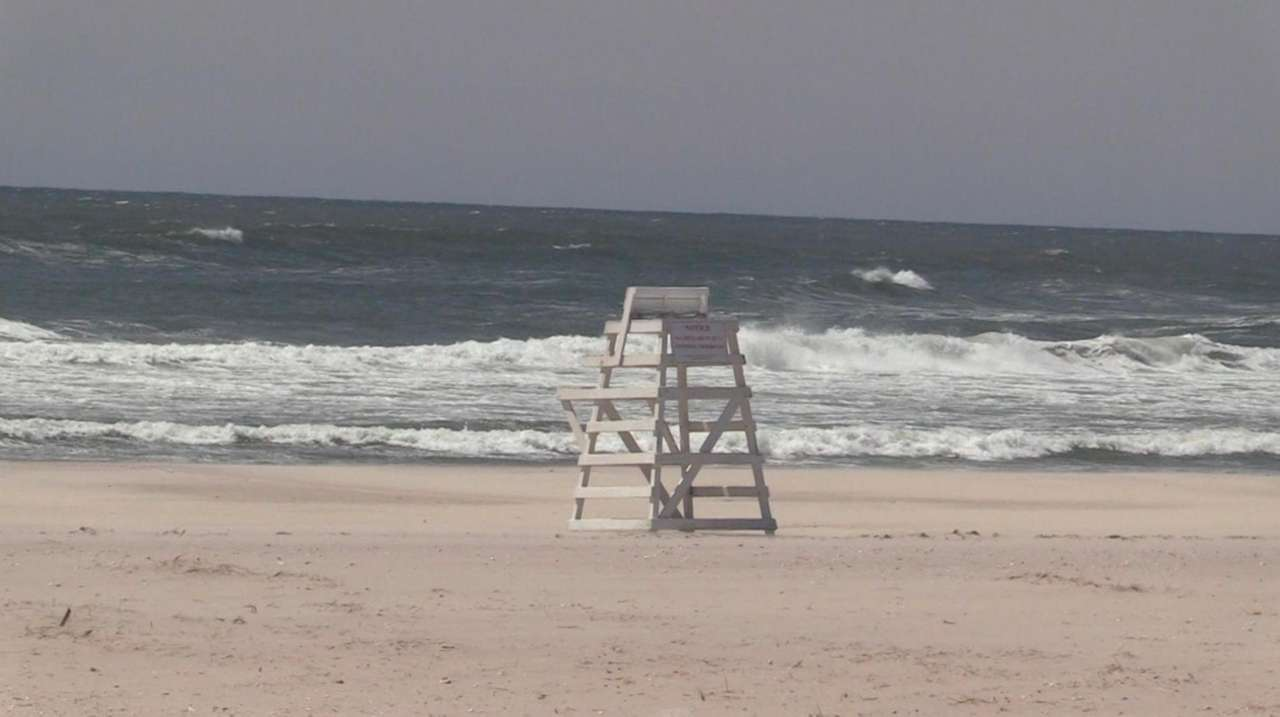 New York State and its lifeguards are tussling