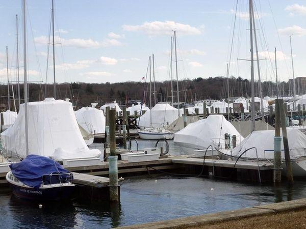 West Shore Marina in Huntington Village (Nov. 23,
