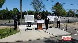 Nassau County Executive Laura Curran on Thursday said cabanas