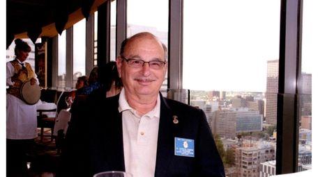 Gordon Harris practiced optometry on Long Island, operating